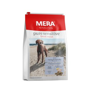 Mera pure sensitive Fresh Meat Hering & Kartoffel 12,5 kg