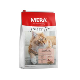 Finest Fit Sterilised 10 kg